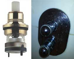 My Shower And Bath Diverter Thermostatic Mixing Valve Is